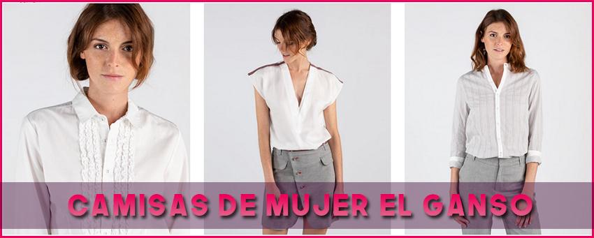 Camisas de mujer El Ganso