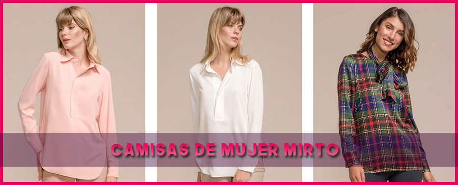 Camisas de mujer Mirto